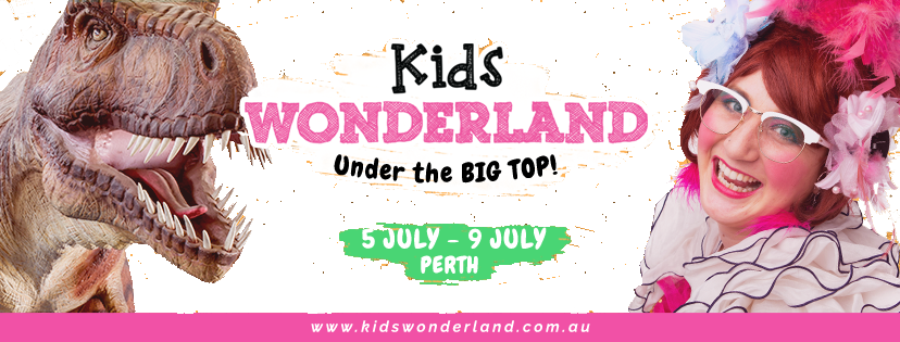Tickets for Kids Wonderland 2017 - Under the Big Top in Stirling from Ticketbooth