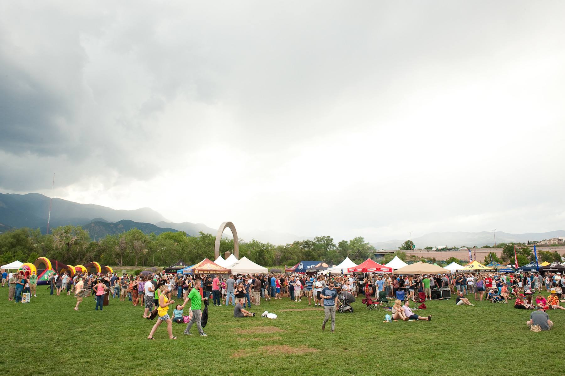Tickets for Springs Beer Fest in Colorado Springs from ShowClix