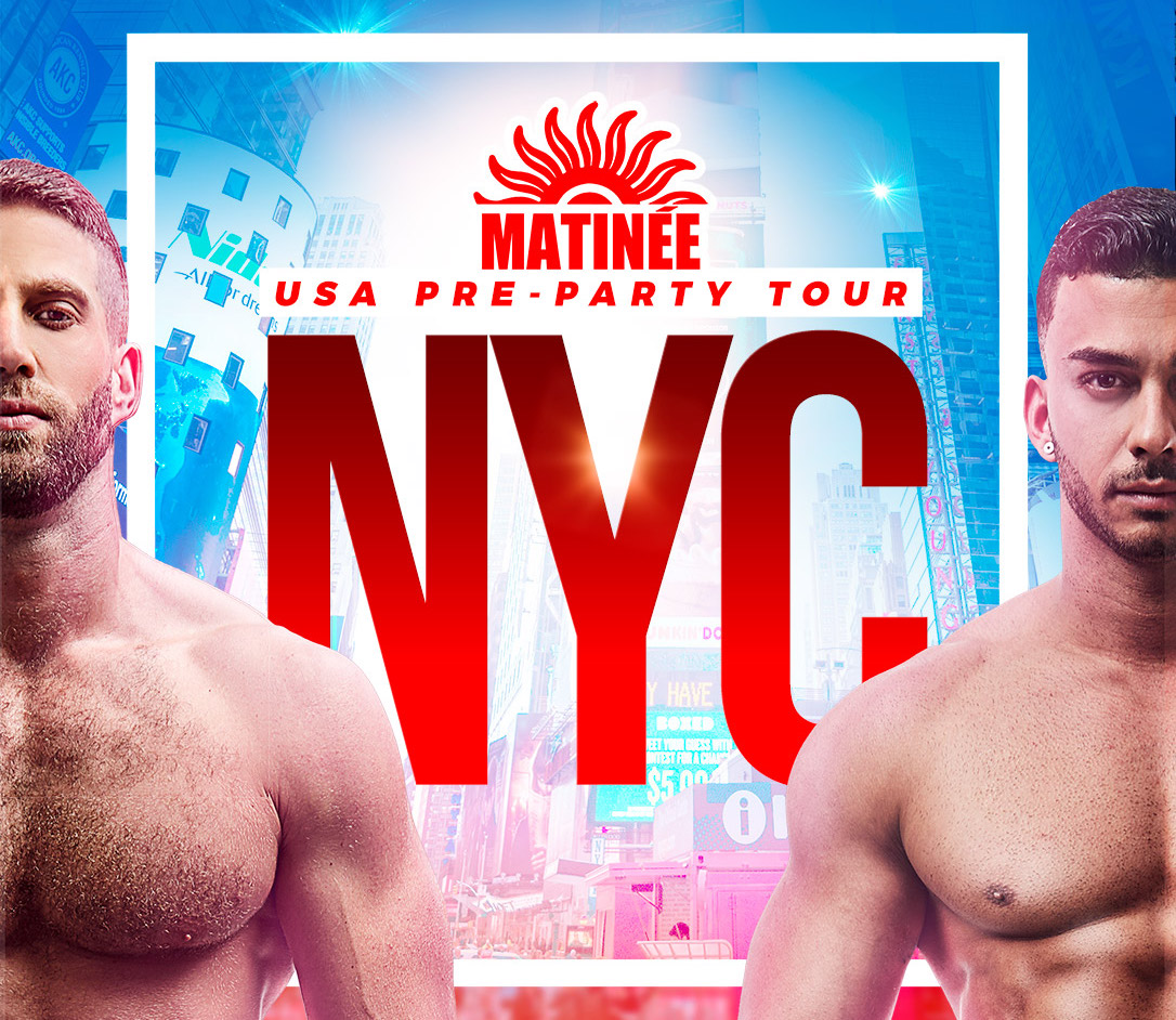 Tickets for MATINEE NYC | Special Event | DJ Cindel + Dan Slater | Pre-Party Tour in New York from ShowClix