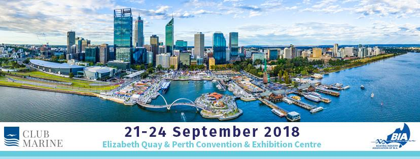 Tickets for 2018 Club Marine Perth International Boat Show in Perth from Ticketbooth