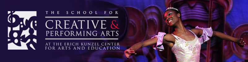 Find tickets from The School of Creative & Performing Arts (SCPA)