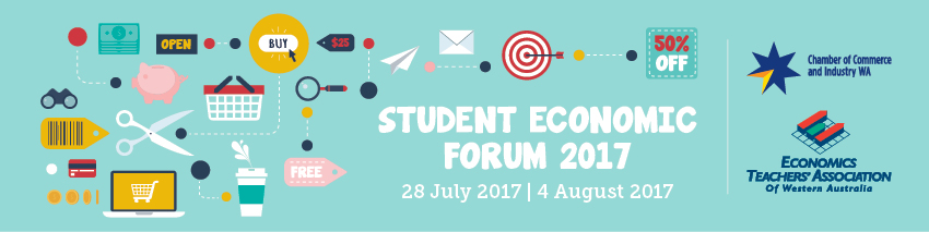 Tickets for Student Economic Forum 2017 in East Perth from Ticketbooth