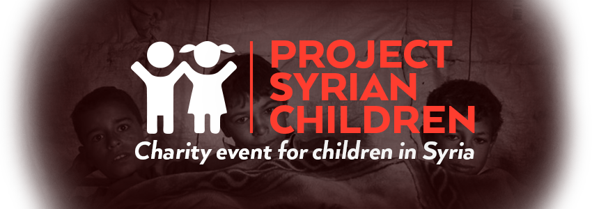 Tickets for Project Syrian Children in Highgate from Ticketbooth