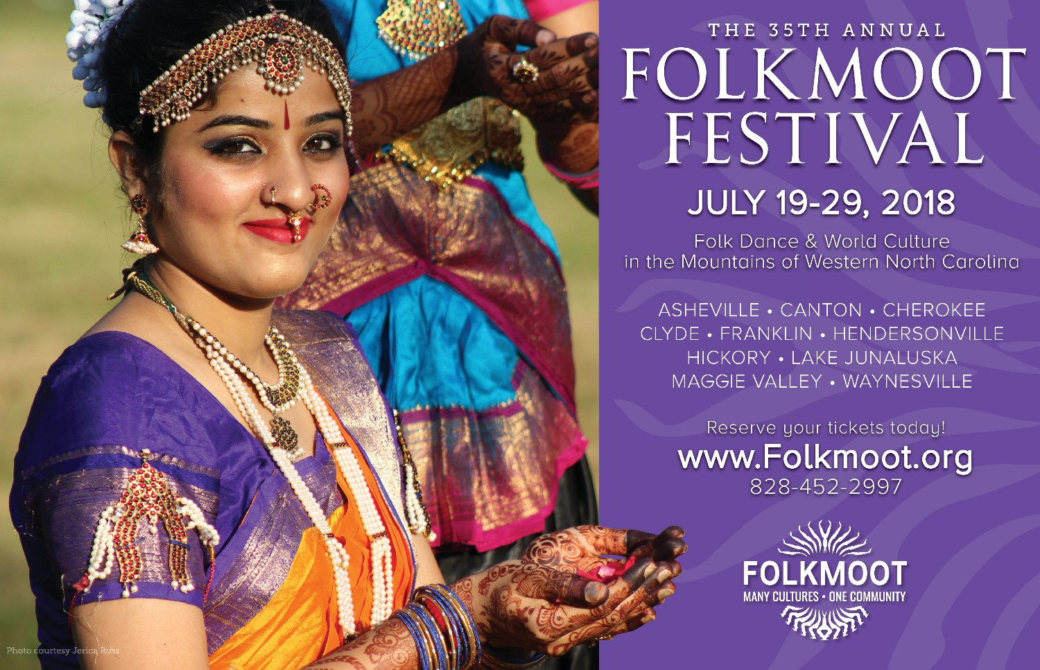 Tickets for Folkmoot 2018- Haywood Community College in Clyde from ShowClix