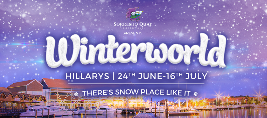 Tickets for Winterworld - SORRENTO QUAY BOARDWALK in Hillarys from Ticketbooth