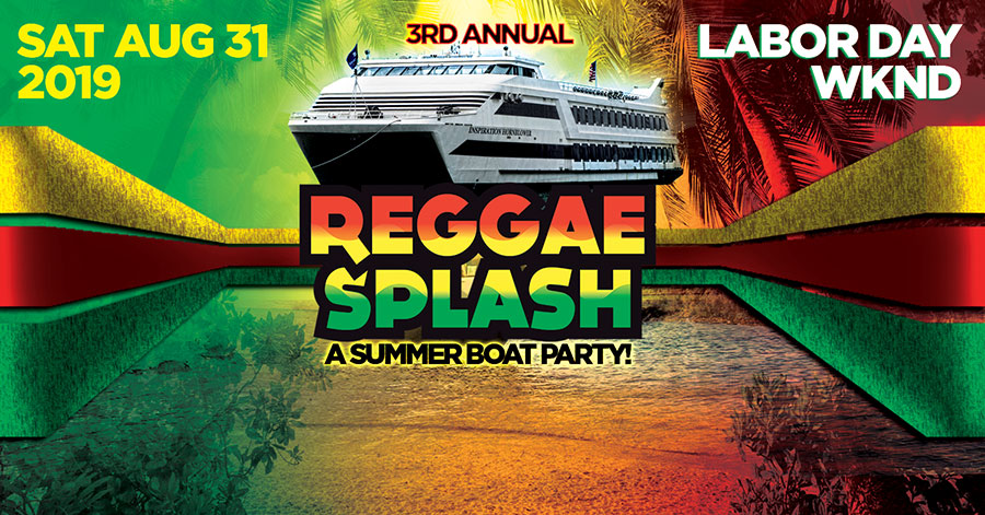 Tickets for Reggae Splash 2019 in San Diego from ShowClix