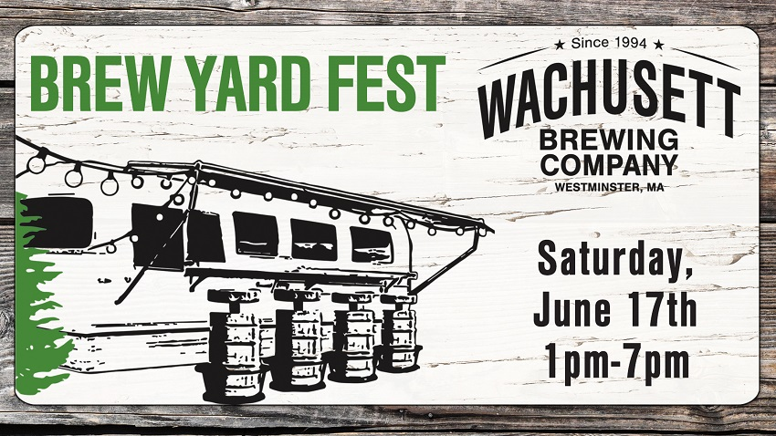 Tickets for Wachusett Brew Yard Fest in Westminster from BeerFests.com