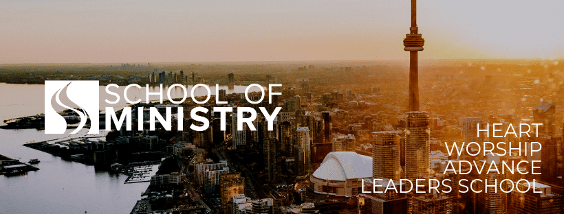 Tickets for School of Ministry Application Fee in Toronto from BuzzTix