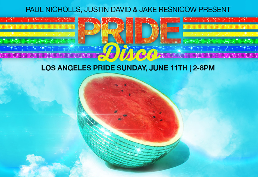 Tickets for PRIDE DISCO: Los Angeles Pride Sunday at Doheny Room in West Hollywood from ShowClix