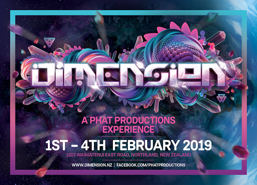 Tickets for Dimension in Donnellys Crossing from Ticketbooth New Zealand