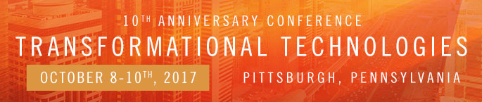 Tickets for Transformational Technologies in Pittsburgh from ShowClix