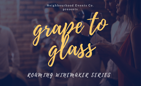 Tickets for Grape to Glass ft. Flor Marché in North Fremantle from Ticketbooth