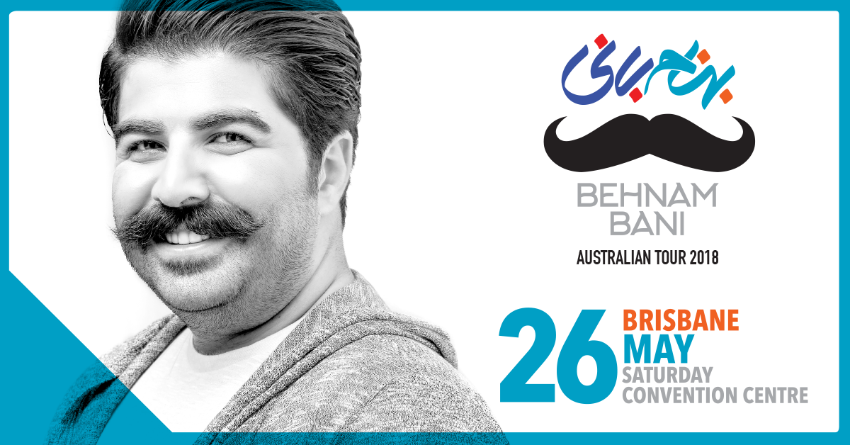 Tickets for BEHNAM BANI Brisbane May 2018 in South Brisbane from Ticketbooth