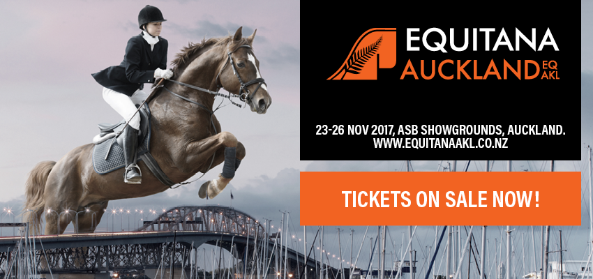 Tickets for Saturday Day Ticket & 'EquiMana' Show in Auckland from Ticketbooth New Zealand