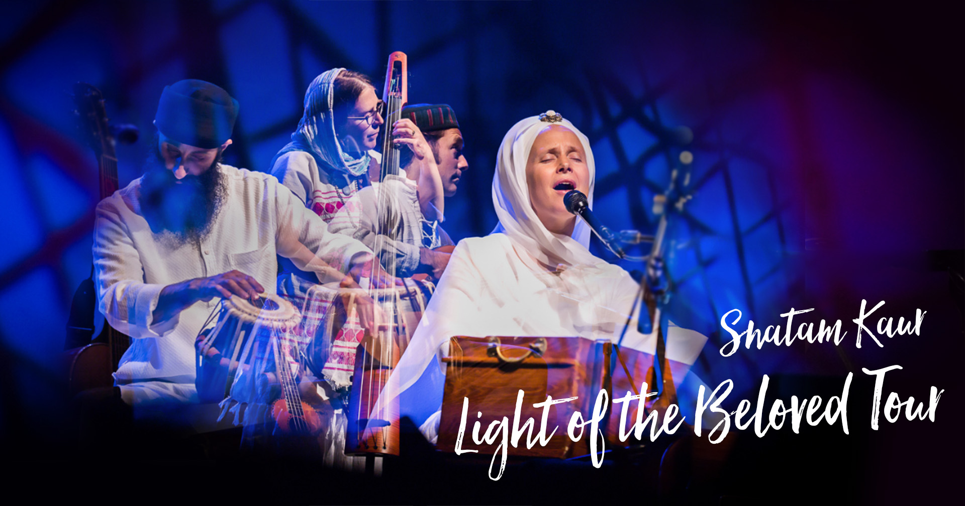 Tickets for Concerto de Cânticos Sagrados com Snatam Kaur in Lisboa from BrightStar Live Events