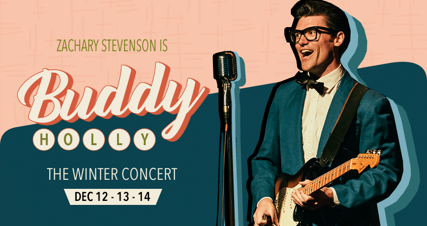 Tickets for Buddy Holly Winter Concert in Toronto from Ticketwise