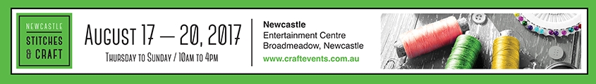 Tickets for Newcastle Stitches & Craft in NEWCASTLE from Ticketbooth
