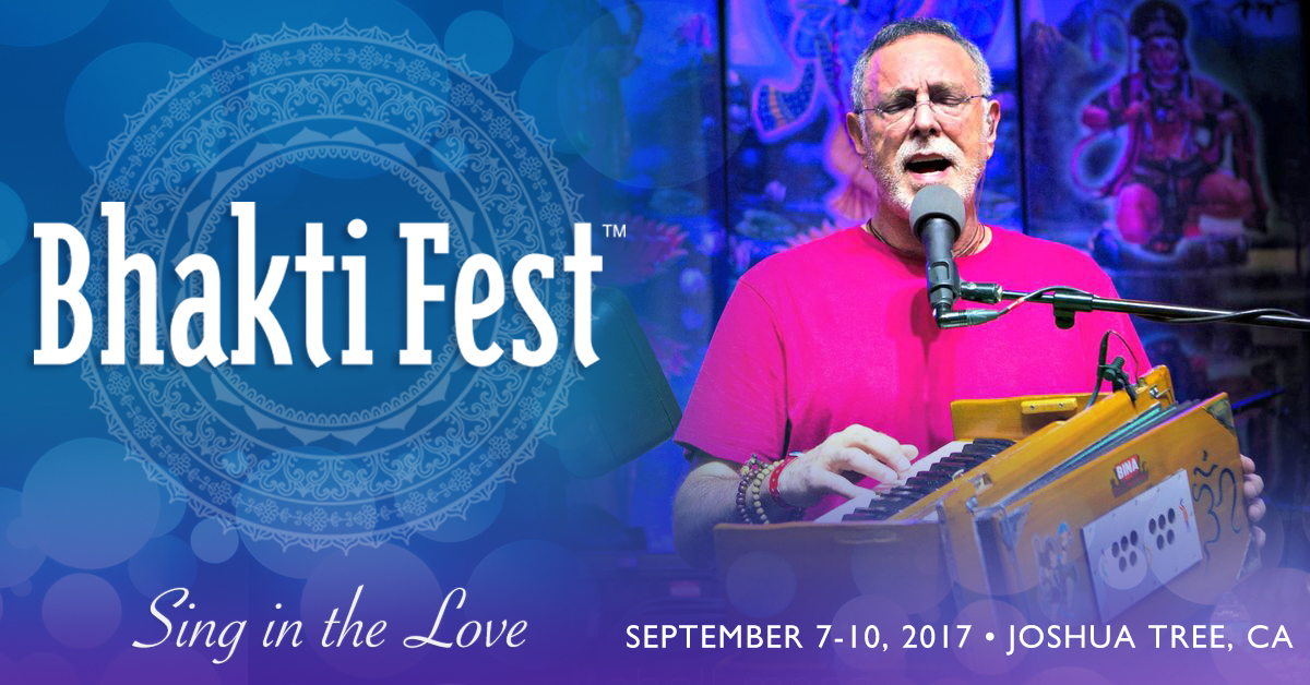 Tickets for Bhakti Fest West 2017 in Joshua Tree from BrightStar Live Events