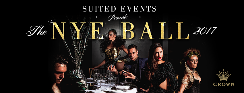 Tickets for Suited - The NYE Ball 17 in Perth from Ticketbooth