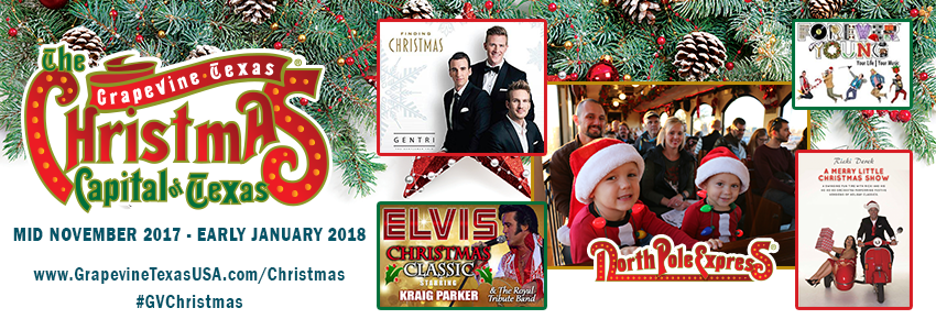 Tickets for Elvis Christmas Classic starring Kraig Parker in Grapevine from Grapevine TicketLine