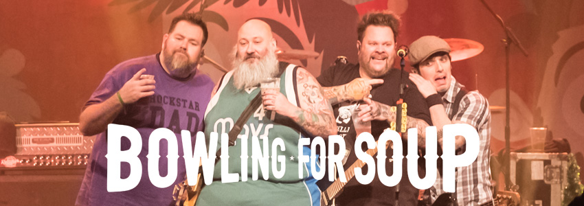 Tickets for Bowling For Soup 25th Anniversary Weekend in The Colony from ShowClix
