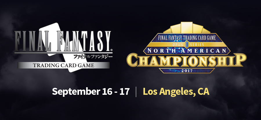 Tickets for FFTCG Opus Series North American Championship 2017 in Los Angeles from ShowClix