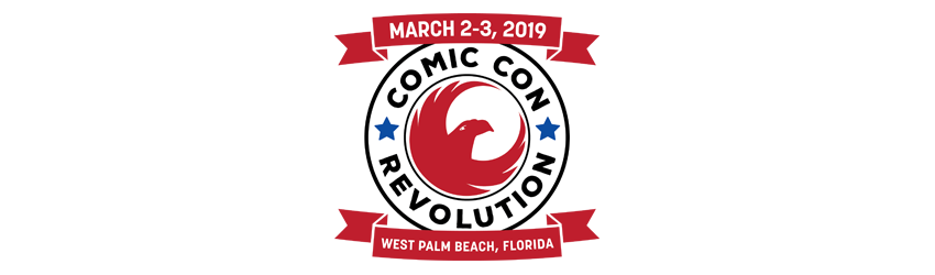 Tickets for Comic Con Revolution West Palm Beach 2018 in West Palm Beach from ShowClix