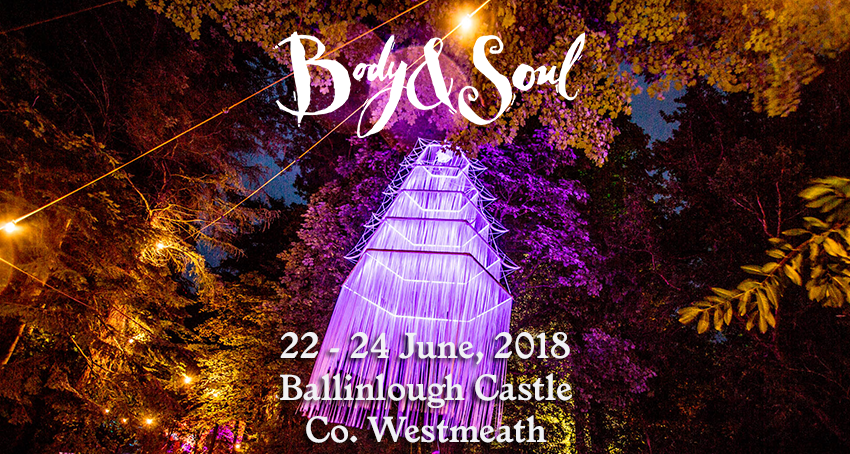 Find tickets from Body and Soul Event Creations LTD
