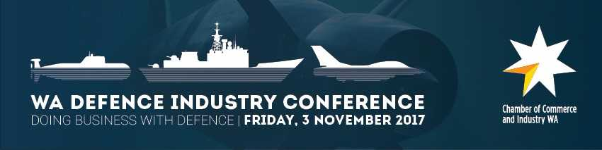 Tickets for WA Defence Industry Conference 2017 in Perth from Ticketbooth