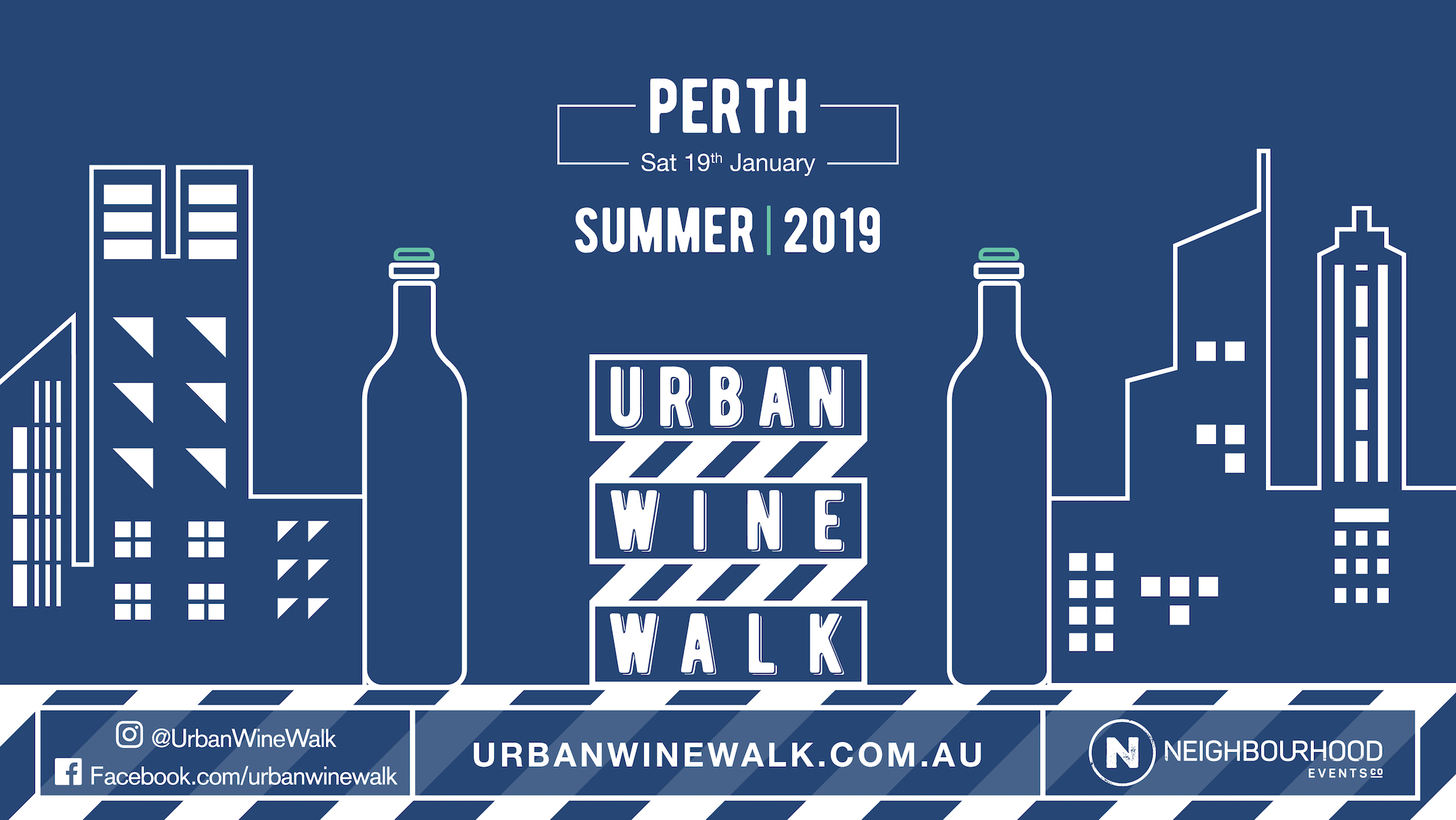 Tickets for Urban Wine Walk Perth (City) in Perth from Ticketbooth