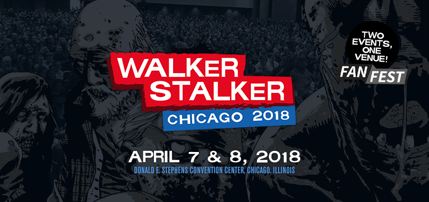 Tickets for Walker Stalker Chicago 2018 - Vendor & Artist in Rosemont from ShowClix