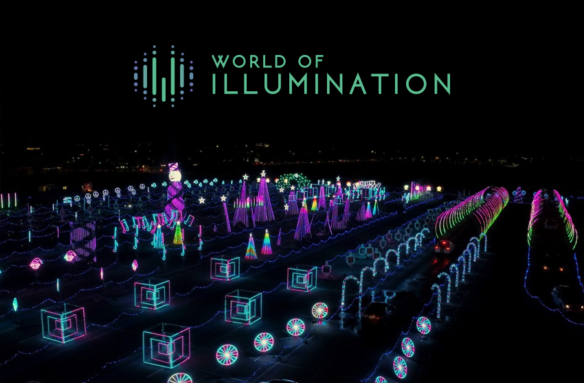 Find tickets from World of Illumination