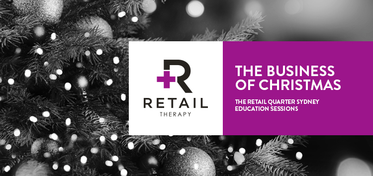 Tickets for Retail Therapy - The Business of Christmas in Sydney from ShowClix