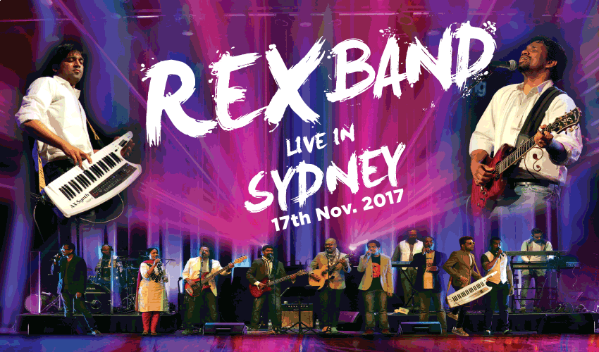 Tickets for Rexband in Sydney Olympic Park from Ticketbooth