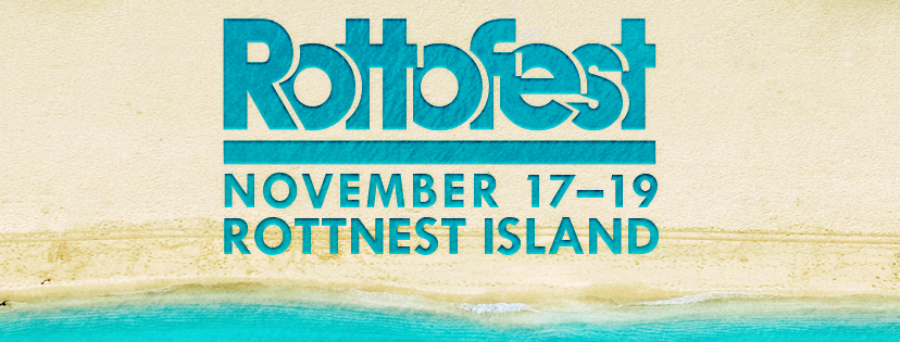 Tickets for Rottofest 2017 in Rottnest from Ticketbooth