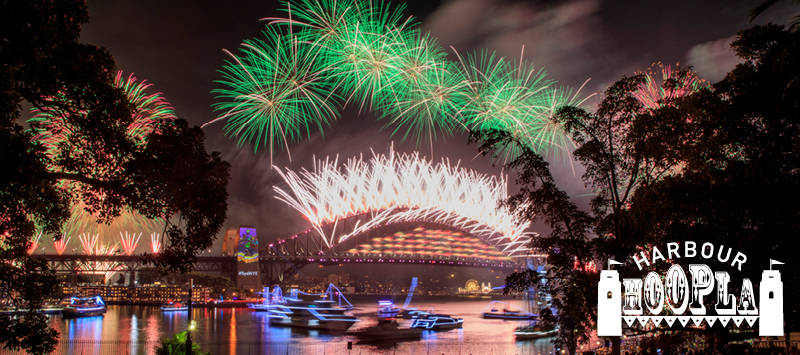 Tickets for NYE 2019 - Harbour Hoopla in Sydney from Ticketbooth