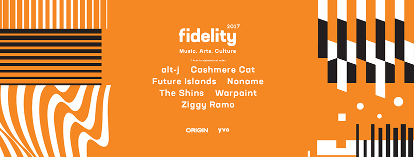 Find tickets from Fidelity Festival Pty Ltd