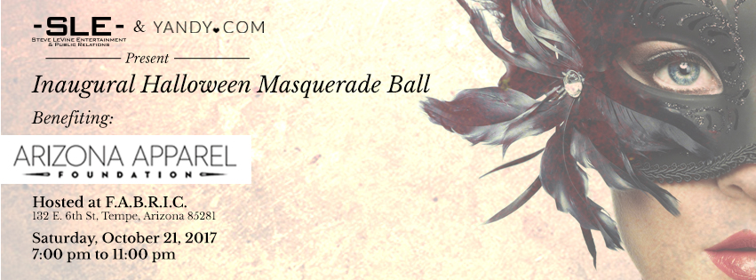 Tickets for Inaugural Halloween Masquerade Ball in Tempe from SLE TIX