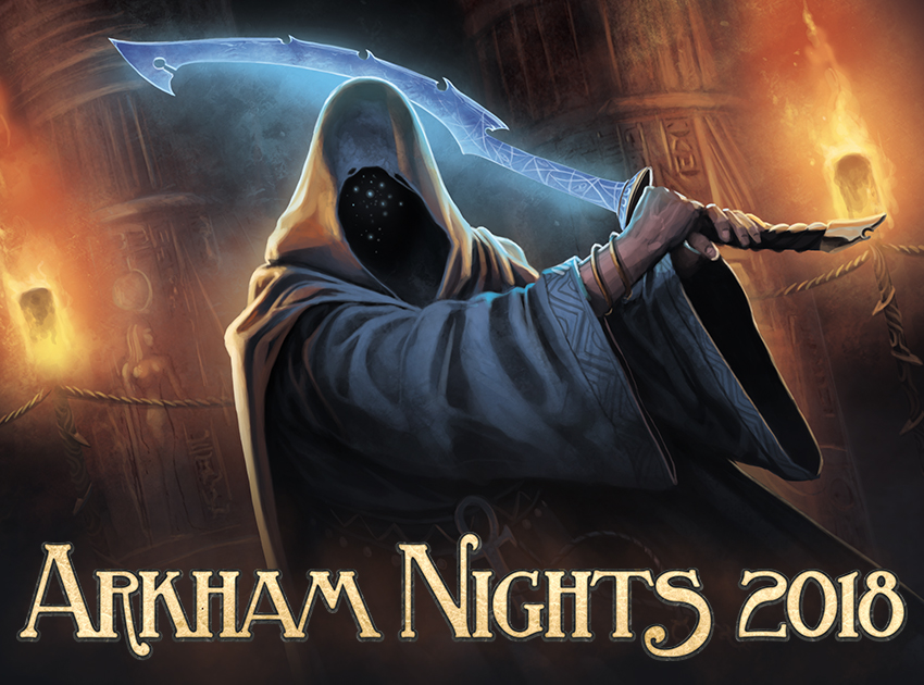Tickets for Arkham Nights 2018 in Roseville from ShowClix