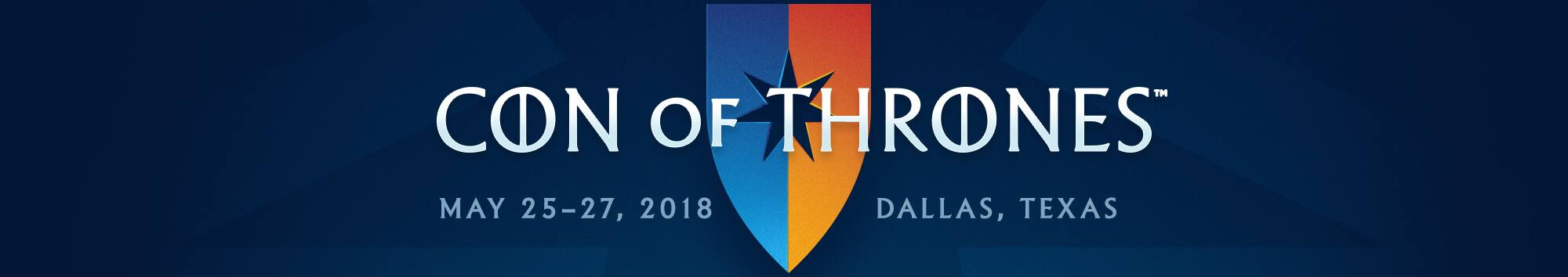 Tickets for Con of Thrones 2018 in Dallas from ShowClix