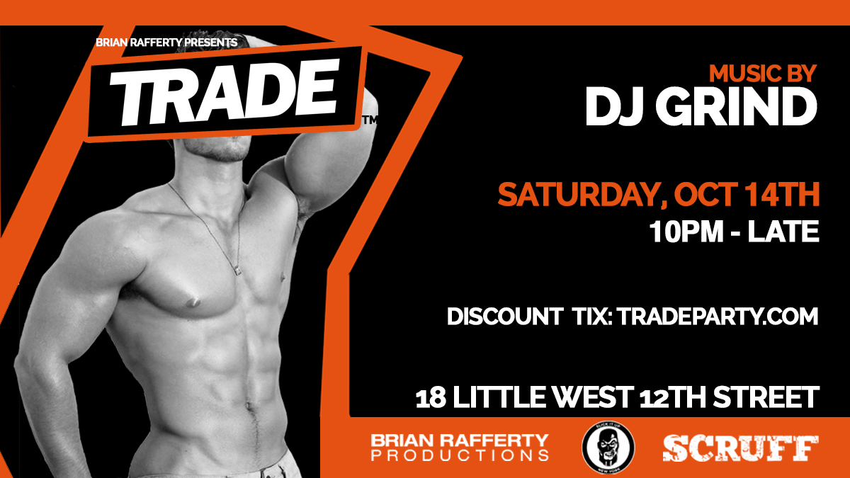Tickets for TRADE OCTOBER wDJ GRIND in New York from ShowClix