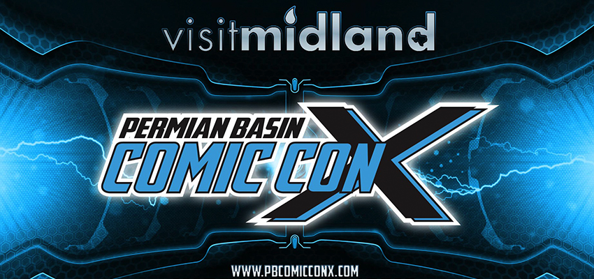 Tickets for Permian Basin Comic Con in Odessa from ShowClix