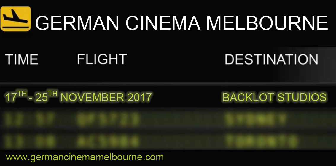 Find tickets from German Cinema Melbourne Inc.