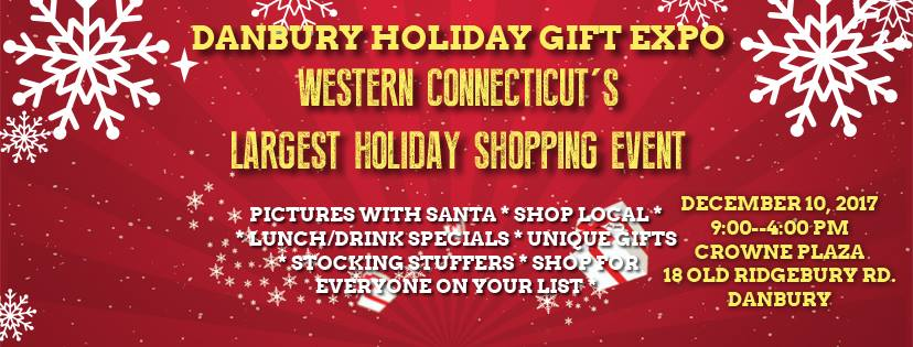 Tickets for Danbury Holiday Gift Expo in Danbury from ShowClix