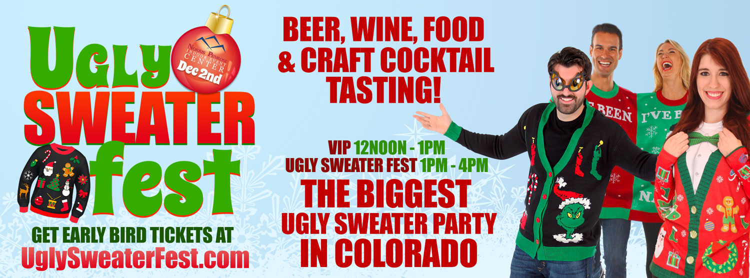 Tickets for Ugly Sweater Fest in Colorado Springs from BeerFests.com