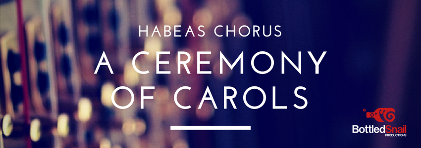 Tickets for Habeas Chorus in A Ceremony of Carols in Melbourne from Ticketbooth