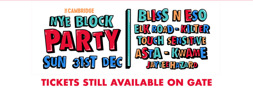 Tickets for NYE BLOCK PARTY in Newcastle from Ticketbooth