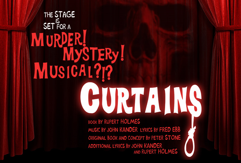 Tickets for Curtains in Athens from ShowClix