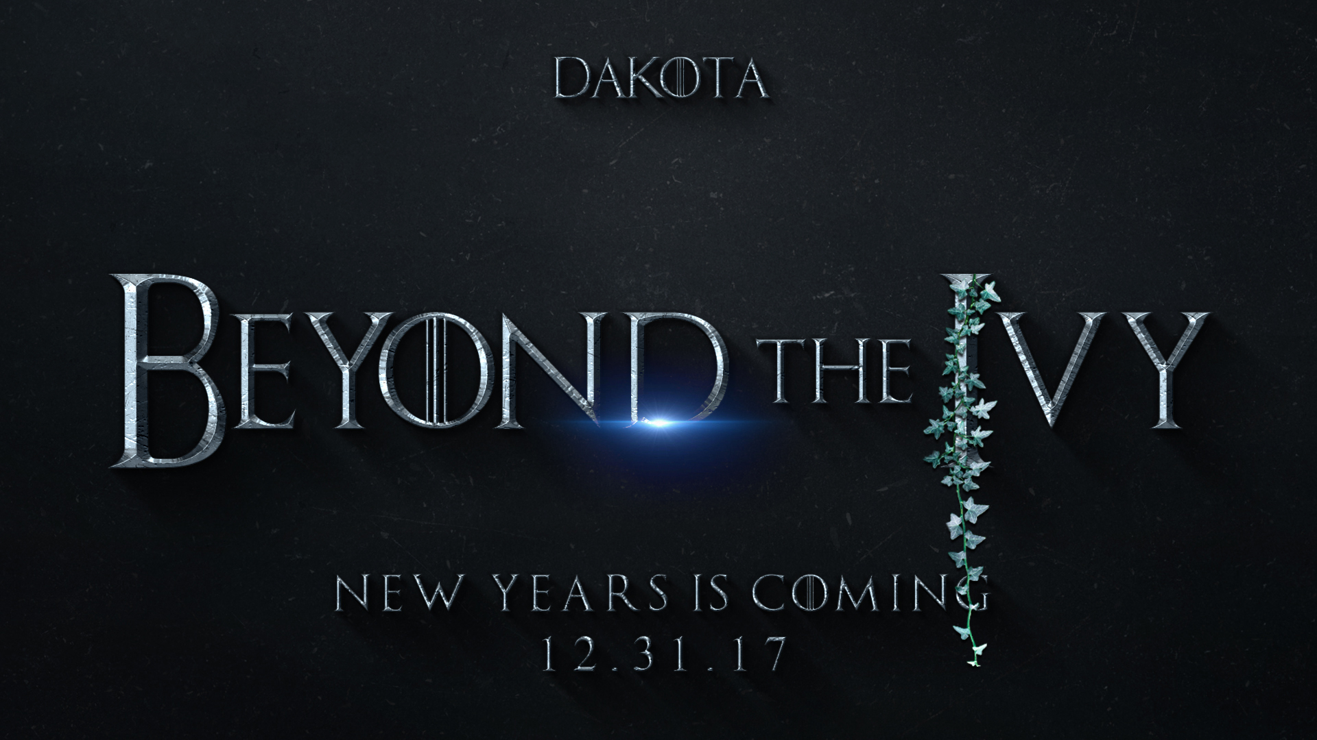 Tickets for DAKOTA NEW YEARS EVE 2018 - BEYOND THE IVY in Scottsdale from SLE TIX
