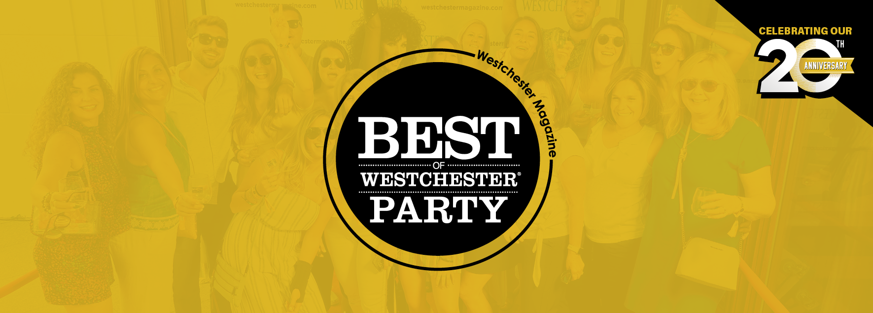 Tickets for 2021 Best of Westchester Party in New Rochelle from ShowClix